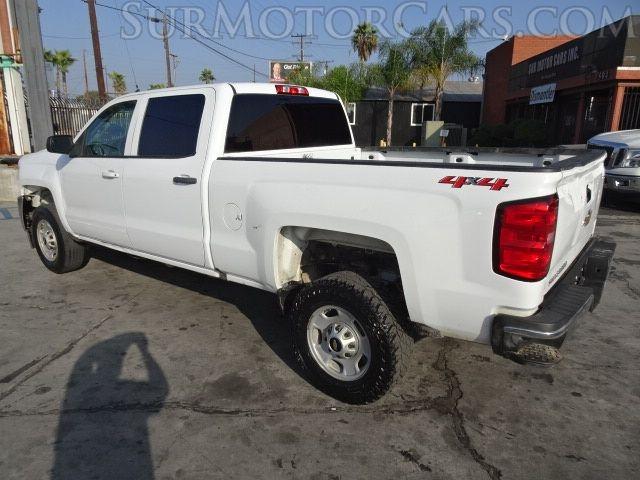 Chevrolet Silverado 2500HD 2015 price $15,950
