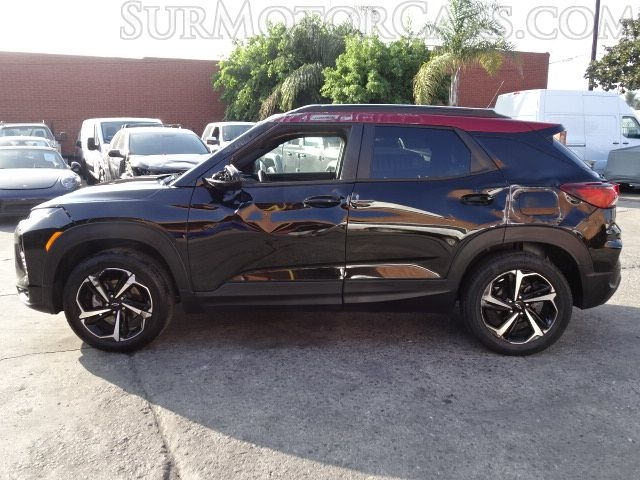 Chevrolet Trailblazer 2021 price $9,950