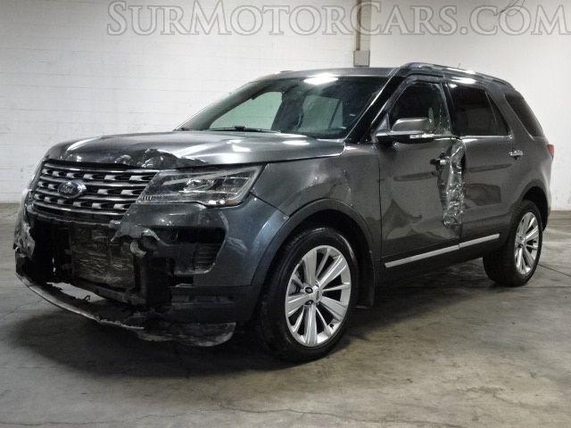 Ford Explorer 2018 price $12,950