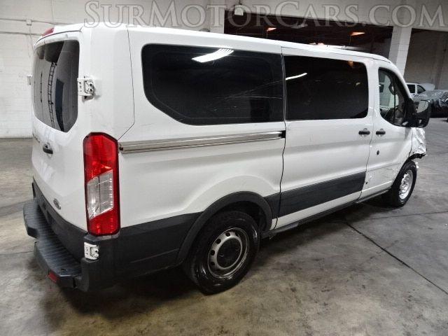 Ford Transit Wagon 2017 price $10,950