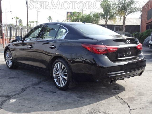INFINITI Q50 2020 price $11,950