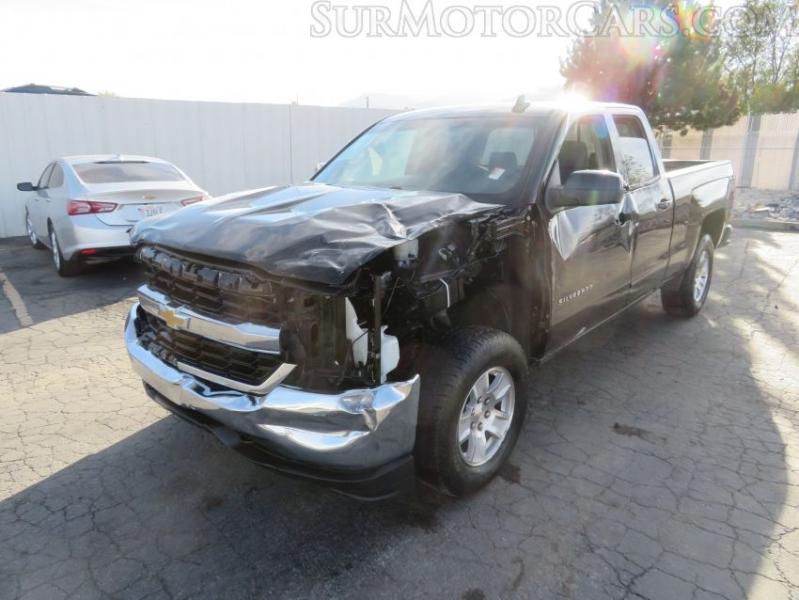 Chevrolet Silverado 1500 2017 price $12,950