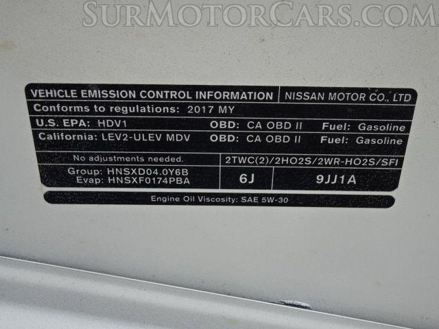 Nissan NV Cargo 2017 price $12,950