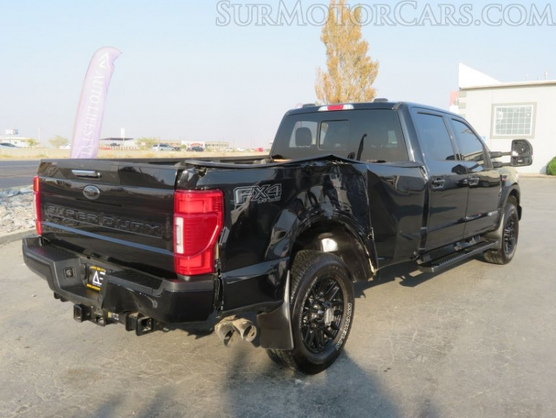 Ford Super Duty F-350 SRW 2020 price $48,950