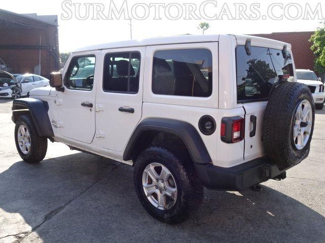 Jeep Wrangler Unlimited 2020 price $21,950