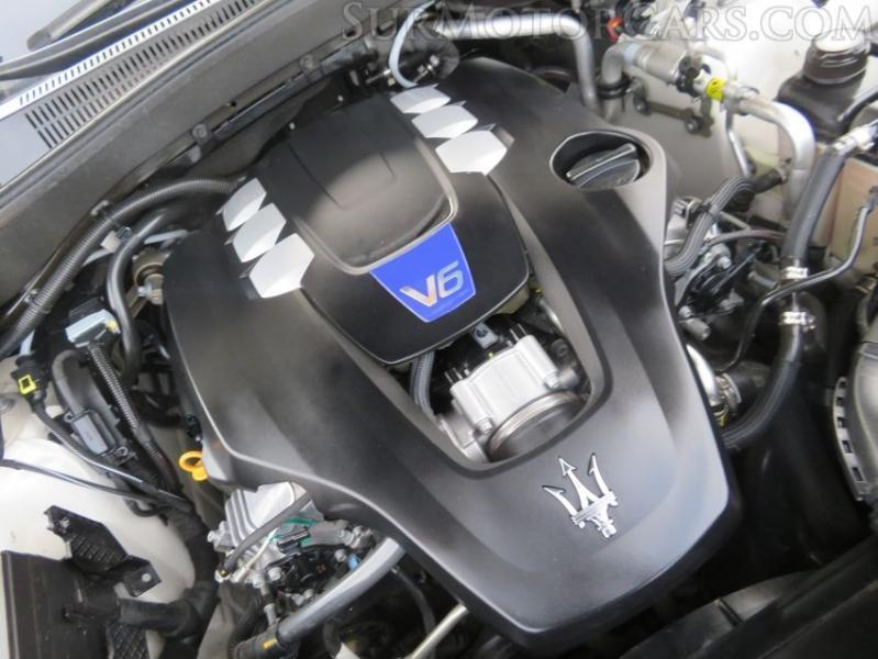 Maserati Levante 2018 price $42,950