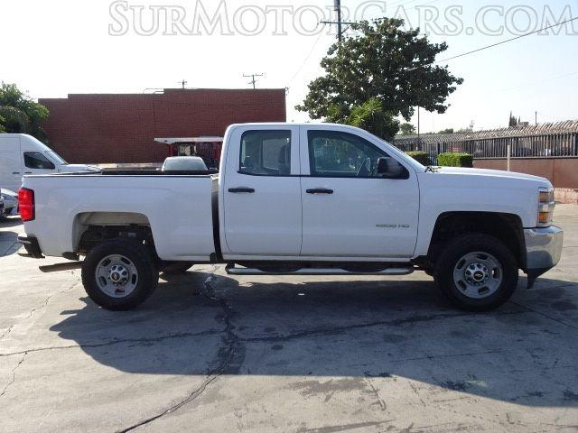 Chevrolet Silverado 2500HD 2016 price $13,950