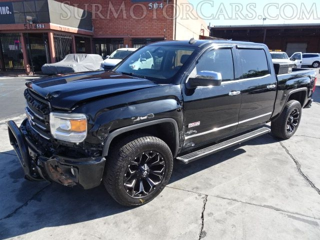 GMC Sierra 1500 2014 price $18,950