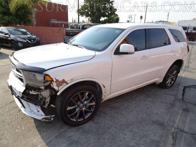 Dodge Durango 2017 price $7,950