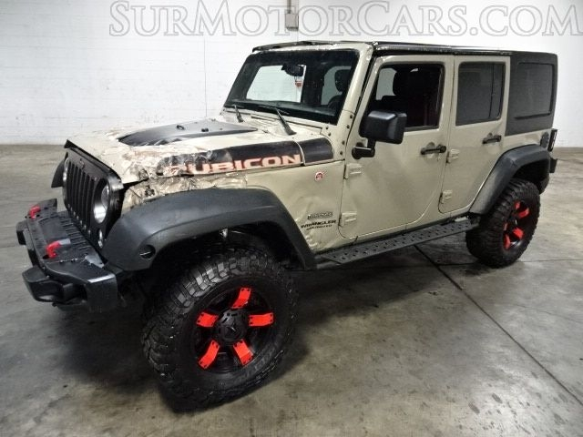 Jeep Wrangler Unlimited 2017 price $15,950