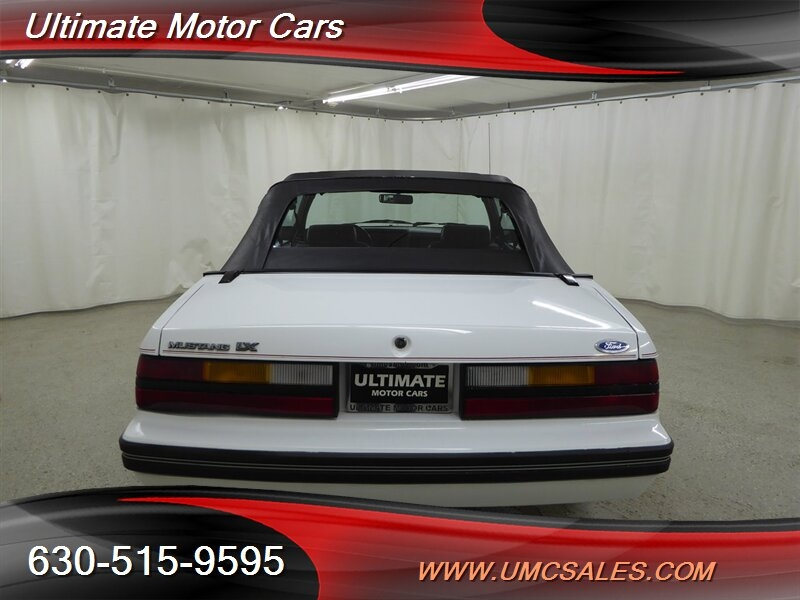 Ford Mustang 1984 price $6,500