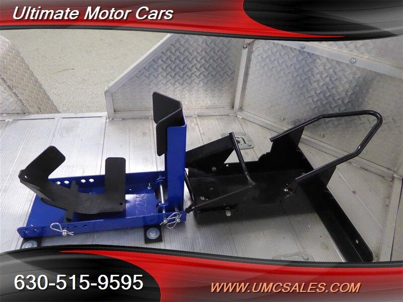 RR MFG Motorcycle Trailer 2010 price $3,000