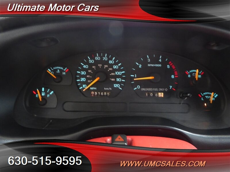 Ford Mustang 1994 price $4,500