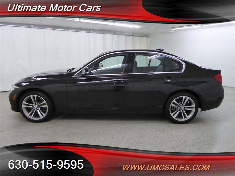 BMW 3-Series 2018 price $30,500