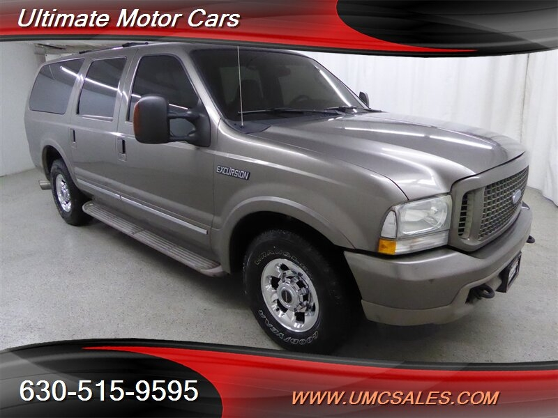 Ford Excursion 2004 price $10,000