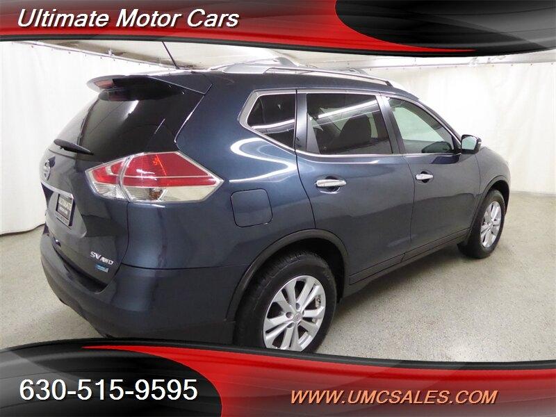 Nissan Rogue 2014 price $10,500