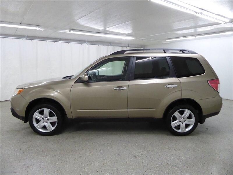 Subaru Forester 2009 price $6,800