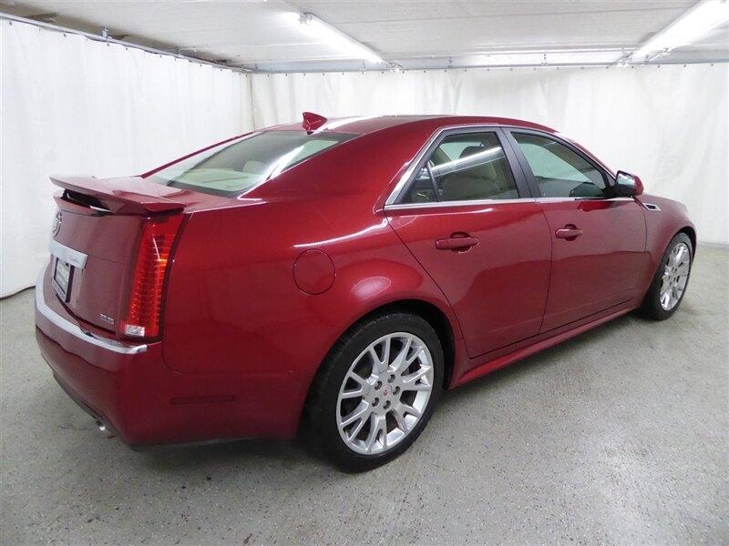 Cadillac CTS 2011 price $11,500