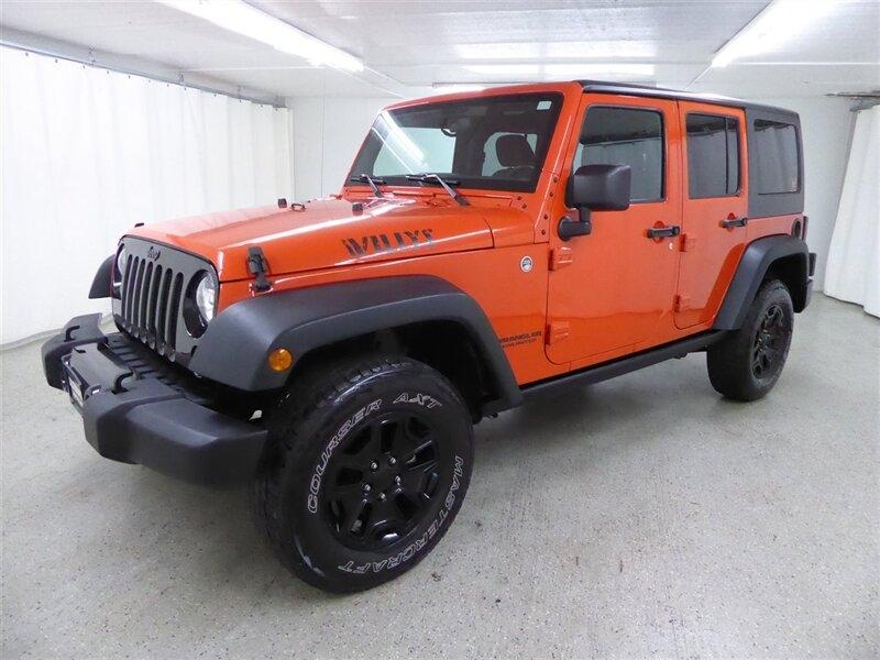 Jeep Wrangler 2015 price $27,900