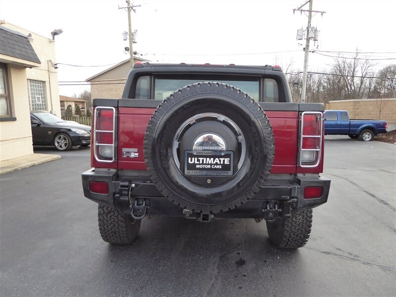 HUMMER H2 SUT 2005 price $23,500