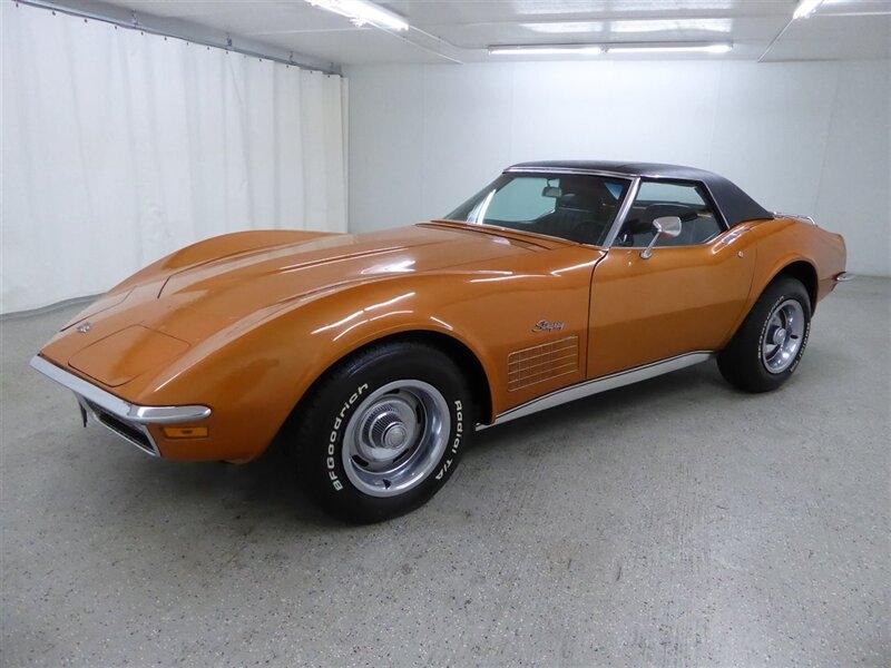 Chevrolet Corvette 1971 price $30,000