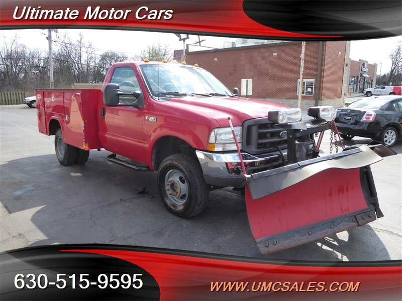 FORD F-350 SD 2004 price $12,000