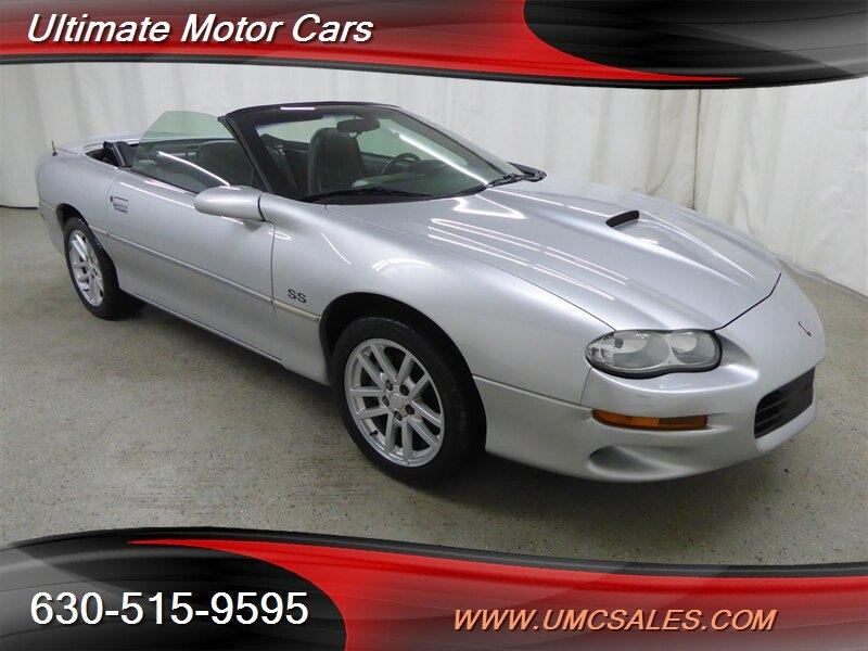 Chevrolet Camaro 2002 price $17,000
