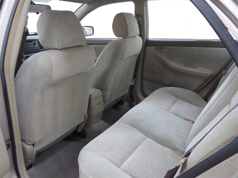 Toyota Corolla 2003 price $5,000