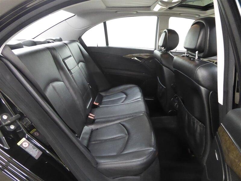 Mercedes-Benz E-Class 2009 price $12,500