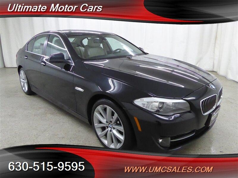 BMW 5-Series 2013 price $16,500