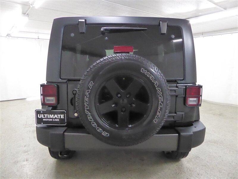 Jeep Wrangler 2016 price $26,000