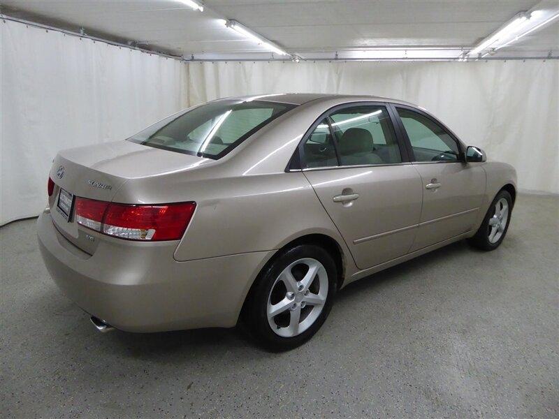 Hyundai Sonata 2007 price $6,000