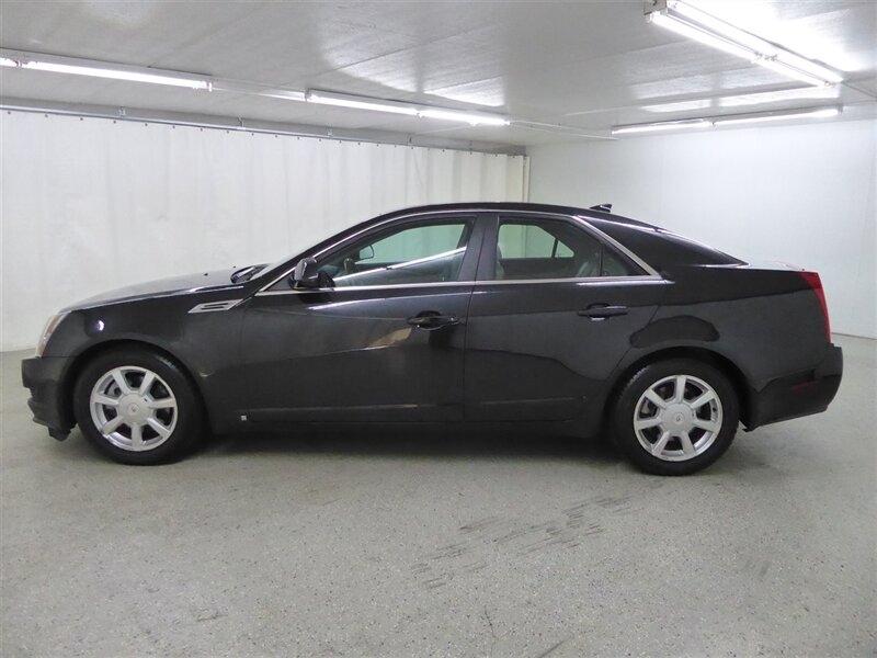 Cadillac CTS 2009 price $9,000