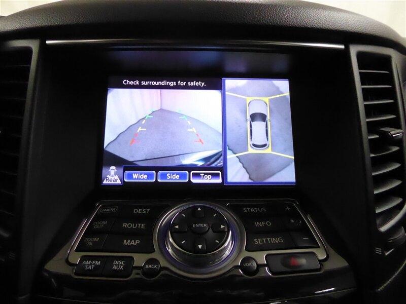 Infiniti FX50 2011 price $19,000