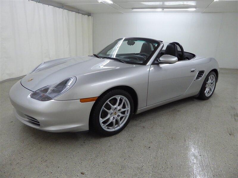 Porsche Boxster 2003 price $23,000