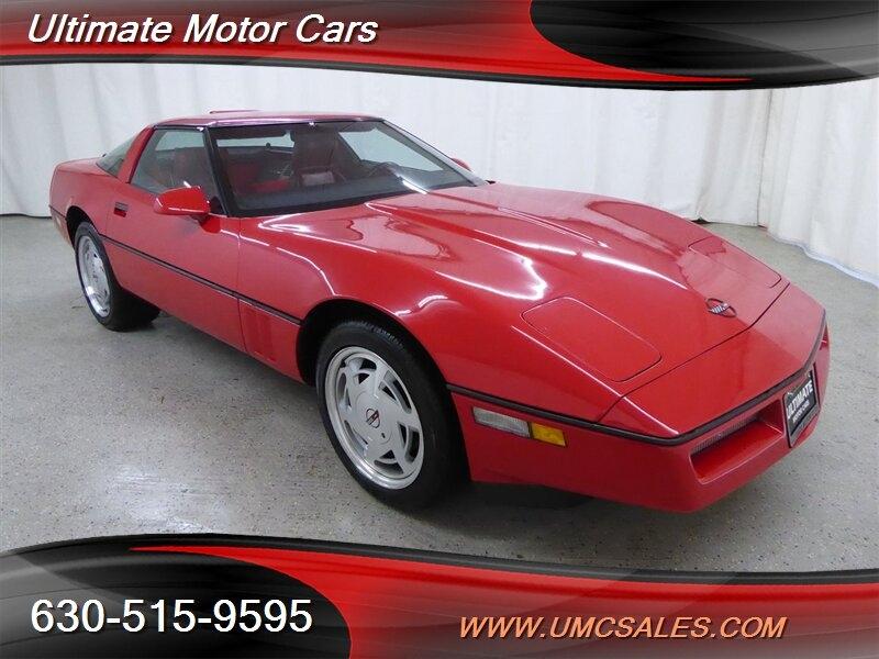Chevrolet Corvette 1989 price $12,000