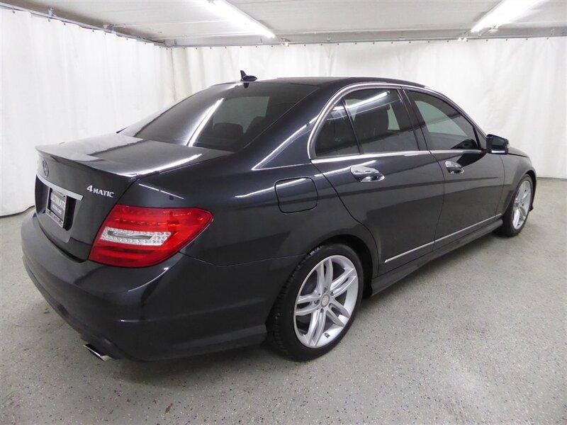 Mercedes-Benz C-Class 2012 price $14,500