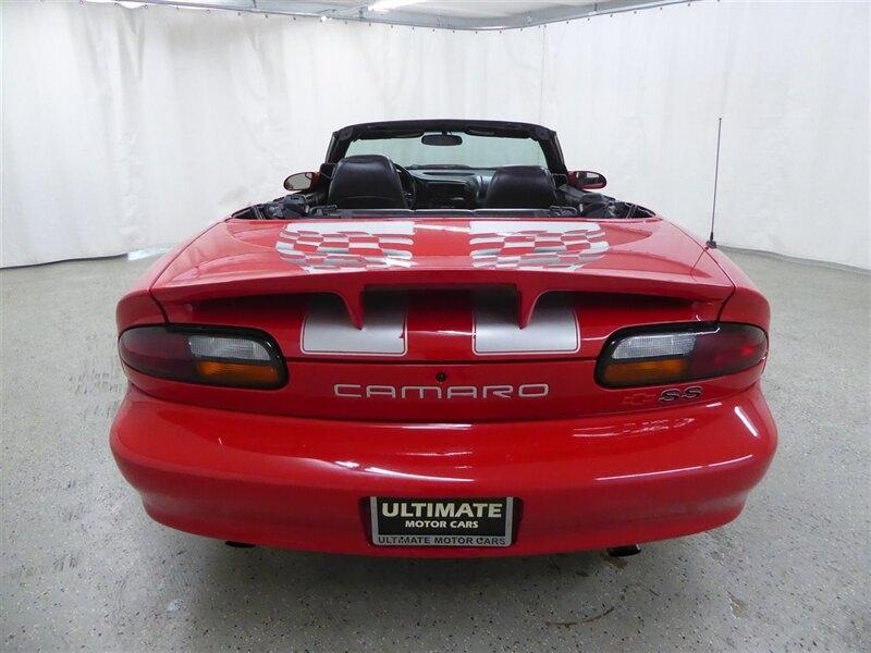 Chevrolet Camaro 2002 price $19,000