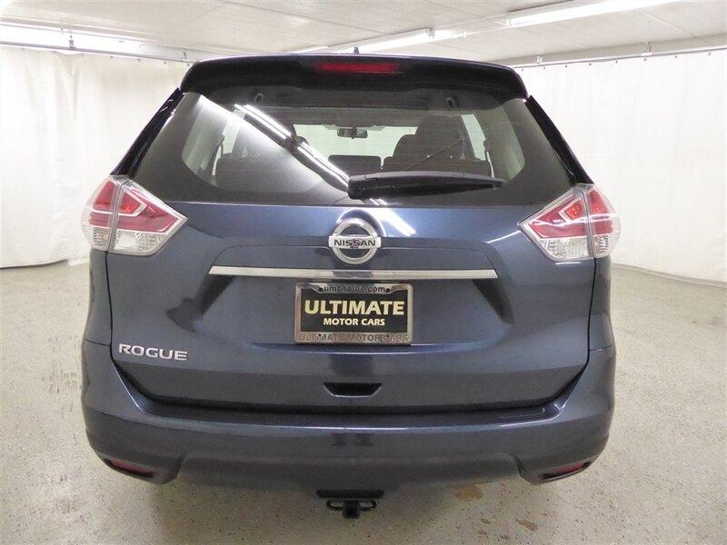 Nissan Rogue 2015 price $14,500