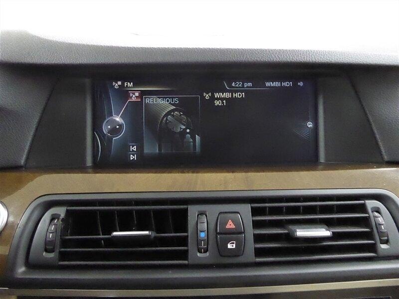 BMW 5-Series 2013 price $16,000