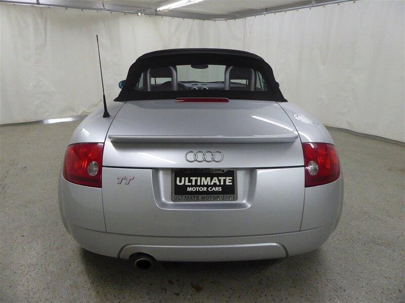 Audi TT 2001 price $11,000