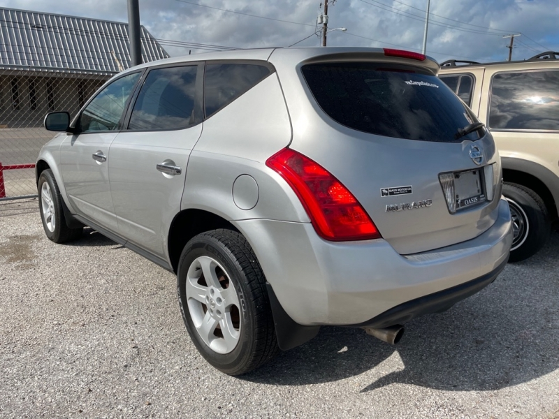 NISSAN MURANO 2005 price Call for Pricing.