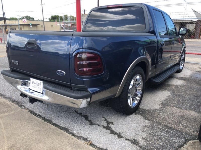 FORD F-150 2002 price Call for Pricing.