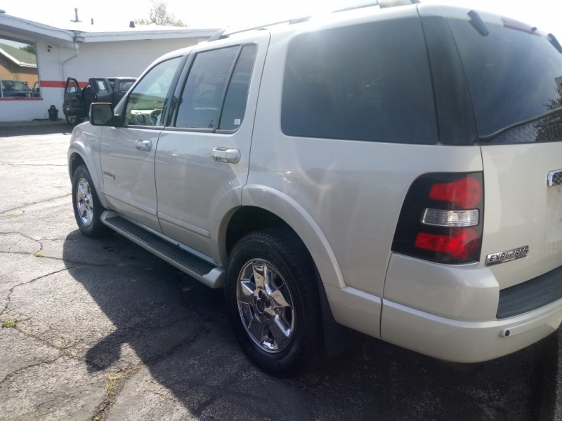 FORD EXPLORER 2006 price Call for Pricing.