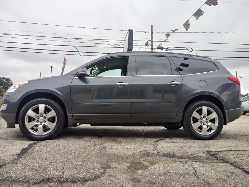 CHEVROLET TRAVERSE 2012 price Call for Pricing.