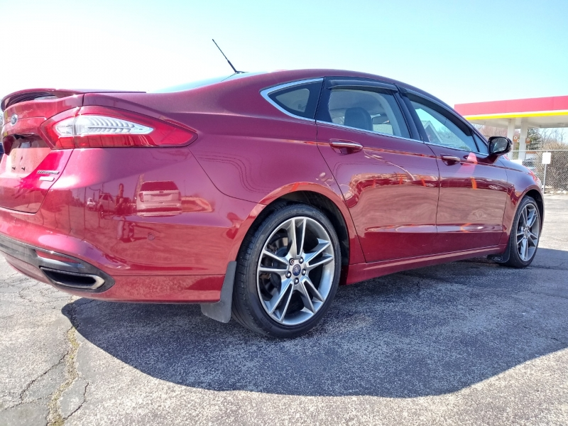 FORD FUSION 2013 price $10,495