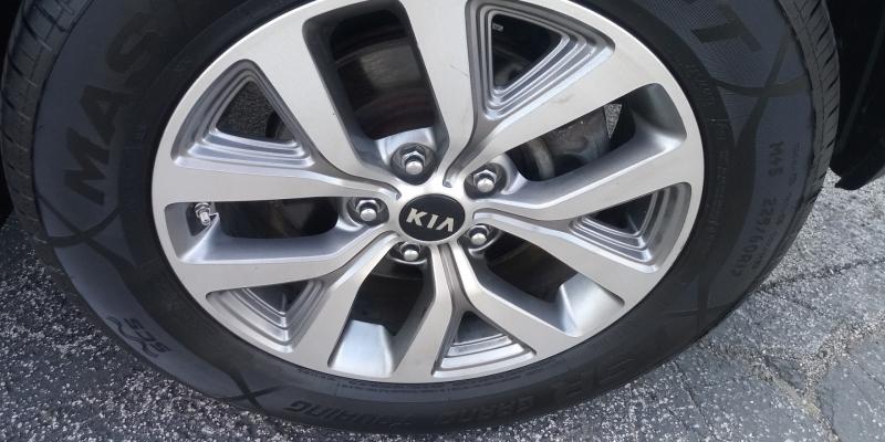 Kia SPORTAGE 2016 price $11,990