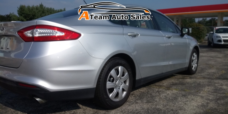 FORD FUSION 2014 price $10,900