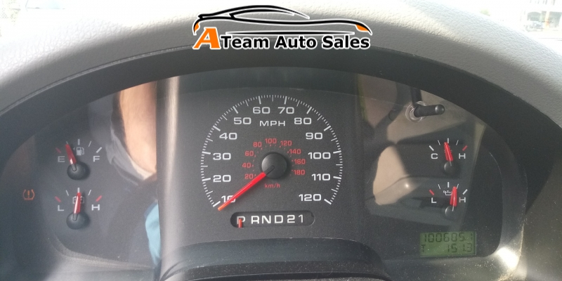 FORD F150 2007 price $10,990