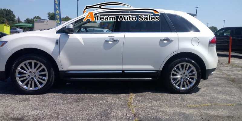 LINCOLN MKX 2012 price $13,999